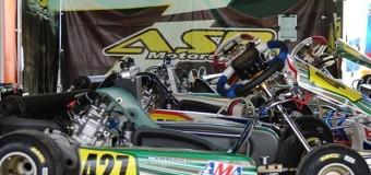 ASB–HENRY MARTIN tiene su plantel para Rotax Buenos Aires