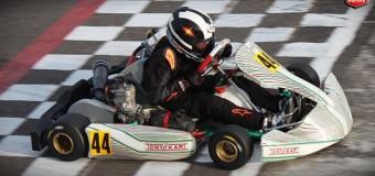 LUCAS VICINO se presentó en el Gran Premio de las Estrellas