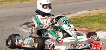 SE VENDE chasis Tony Kart 2012 caño de 30 mm. Precio publicado